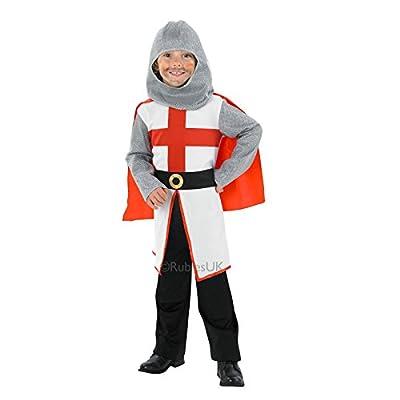 Rubies Boys St George Knight Fancy Dress Costume