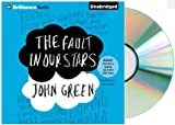 THE FAULT IN OUR STARS Audio CD: The Fault in Our Stars [Audiobook, CD, Unabridged] John Green (The Fault in Our Stars Audiobook)