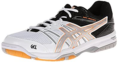 Buy Asics Mens Gel-Rocket 7 Volleyball Shoe by ASICS