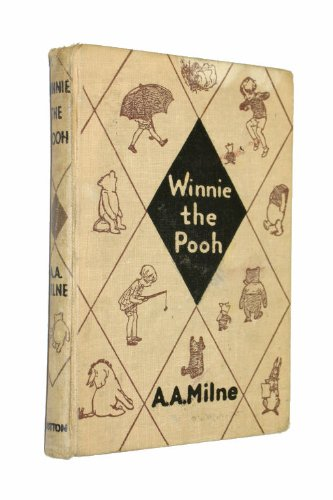 Winnie-the-Pooh and Eeyore's Tail. A Pop-up Picture Book.
