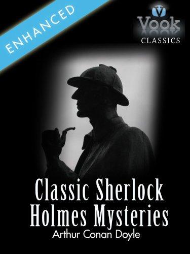 Classic Sherlock Holmes Mysteries: Vook Classics