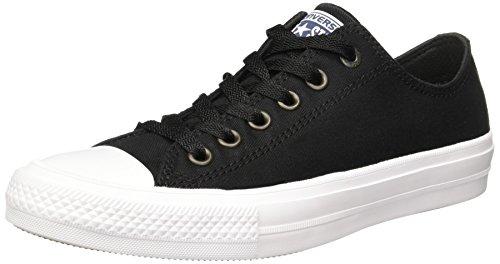 converse-chuck-taylor-all-star-ii-low-zapatillas-unisex-adulto-negro-nero-395-eu