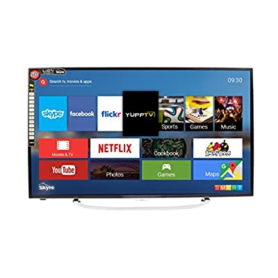 SkyHi SK50K70 127cm (50 inches) Full HD Smart LED TV (Silver)