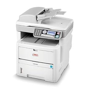Oki Systems MB480 Multifunktionsgerät (Laser-Drucker/Scanner/Kopierer/Fax)