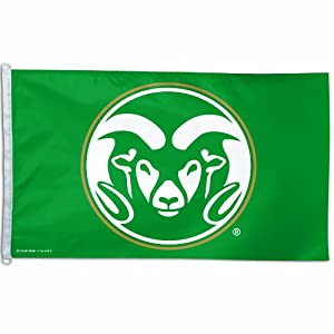 Buy NCAA Colorado State Rams 3-by-5 foot Flag by WinCraft