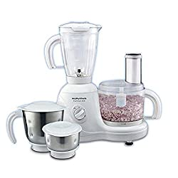 Morphy Richards Essential 600 600-Watt Food Processor (White)
