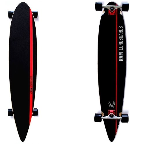 komplettboards f r longboard anf nger einsteiger von. Black Bedroom Furniture Sets. Home Design Ideas