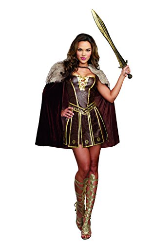 Beauty Warrior Costume