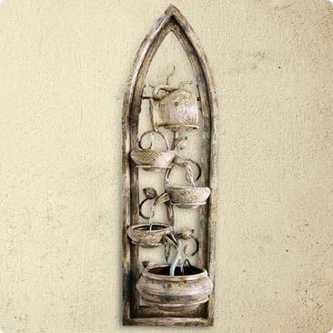Kelkay Genoa Wall Art Water Feature