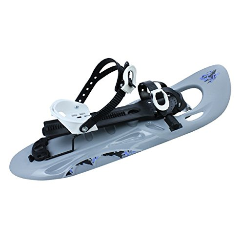 Spar Paket: Schneeschuh SNOW SPIRIT - wahlweise mit oder ohne Teleskopstöcke Hiker 5000 von BB Sport Schneeschuhwandern