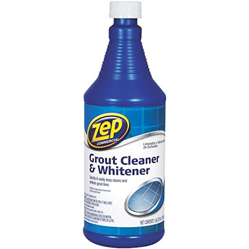 Zep inc 32oz zep grout cleaner zu104632 kitchen bath cleaner for Zep concrete floor cleaner