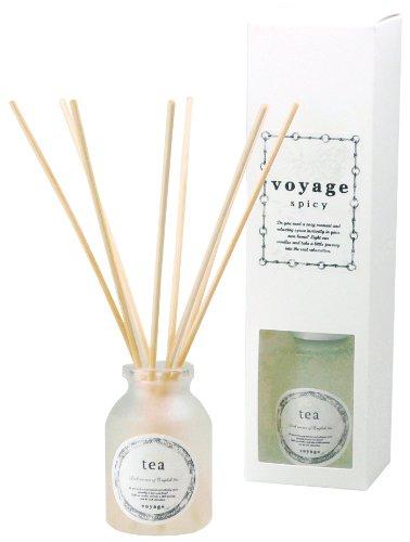 voyage tea ヴォヤージュ リードディフューザー ティー(スパイシー)