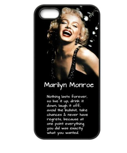 Iphone 5 Cases Marilyn Monroe Quotes Funny Marilyn Monroe Quote