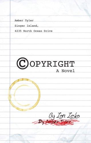 Copyright: A Novel by Lori Lesko ebook deal