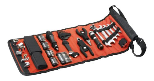 BLACK+DECKER A7144 Set Accessori per Auto, 71 Pezzi
