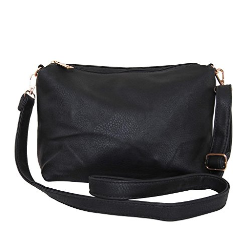 Humble Chic Crossbody Purse - Cross Body Bag - Vegan Leather