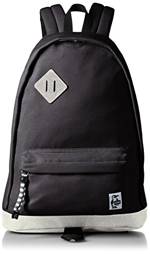 [チャムス] CHUMS デイパック Classic Day Pack Sweat Nylon CH60-0681 K008 (Black/Grey)