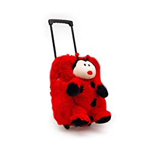 Intelex Trolli - Childrens Luggage Ladybird