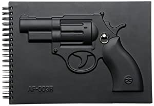 MollaSpace Armed Notbook, Revolver