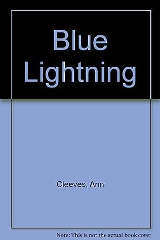book cover of Blue Lightning