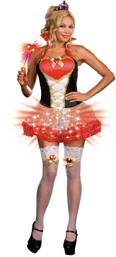Queen of Heartbreakers Light Up Costume