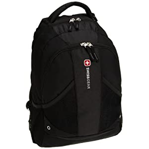 Swiss Gear SA1320 Black Backpack