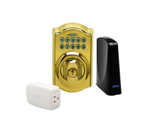 top 5 best wifi keypad door lock for sale 2016 boomsbeat. Black Bedroom Furniture Sets. Home Design Ideas