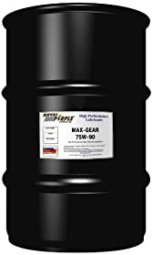 Royal Purple 16300 Max Gear 75W-90 High Performance Synthetic Automotive Gear Oil - 15 gal.