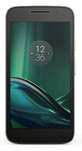 Moto G Play, 4th Gen (Black)