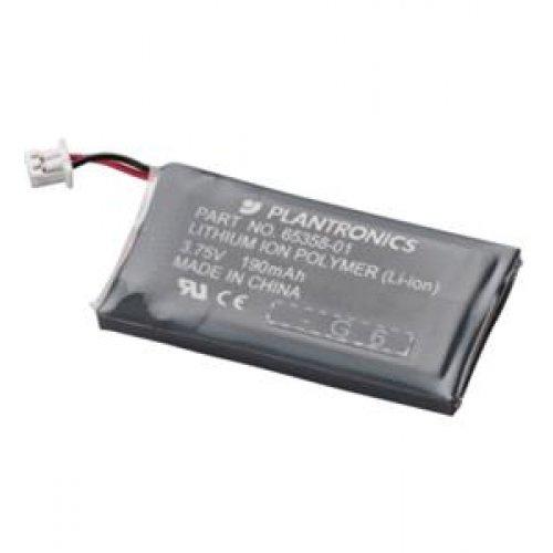 Plantronics 64399-01 Replacement Headset Battery For Cs50 Cs50-Usb Cs55 Cs55H - New - Retail - 64399-01
