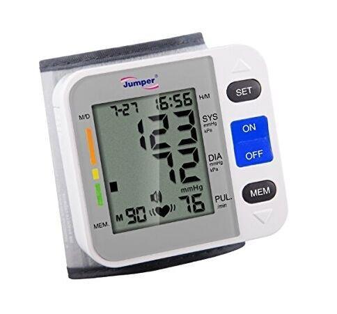 FamilyDoc Prämie Blutdruckmessgerät Handgelenk