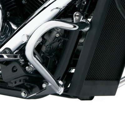 Cobra Boulevard Engine Case Guard Chrome for Suzuki M90 09 cobra boulevard engine case guard chrome for suzuki m90 09