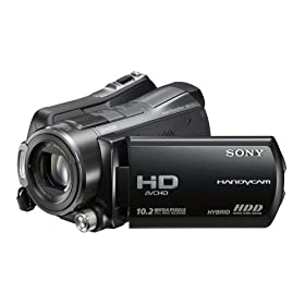 Sony HDR-SR11 10.2-MP 60GB High Definition Hard Drive Handycam Camcorder with 12x Optical Image Stabilized Zoom