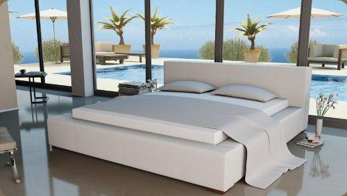 die besten matratzen design lederbett doppelbett leder. Black Bedroom Furniture Sets. Home Design Ideas