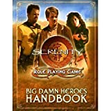 img - for Serenity Big Damn Heroes Handbook book / textbook / text book