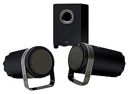 Altec Lansing BXR1221 2.1 Speaker System (Black)