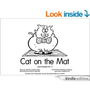 Book 01 - Fantastic Phonics - Cat on the Mat (Fantastic Phonics Learn-to-Read program)