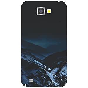 Samsung Galaxy Note 2 scenic phone cover