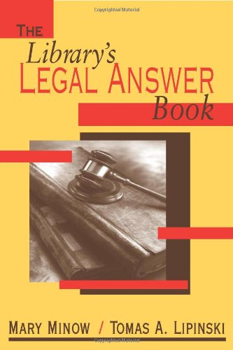 Library's Legal Answer Book