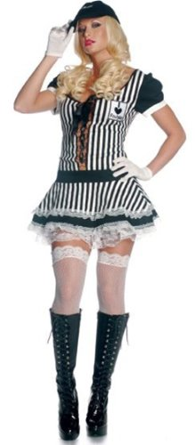 Sexy Foul Play Referee Costume