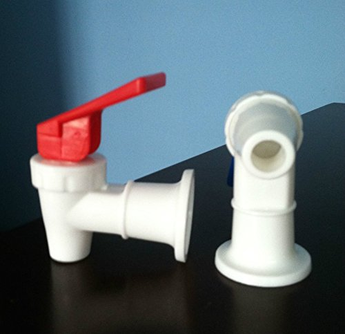 Sunbeam Water Cooler Faucet/valve Tomlinson Handle Combo Pack Hq
