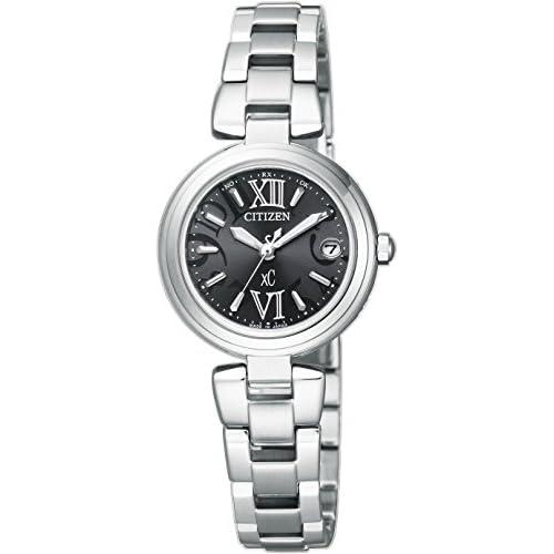 [シチズン]CITIZEN 腕時計 xC クロスシー  MINISOLシリーズ Eco-Drive電波 エコ・ドライブ電波 【シンプルアジャスト対応】 ES8130-70E レディース
