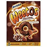 Weetabix Weetos Chocolatey Hoops 300G