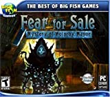 Big Fish Fear for Sale: Mystery of McInroy Manor for Windows for Age - 13 and Up (Catalog Category: PC Games / Adventure )
