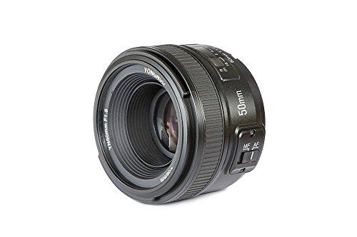YONGNUO-YN50mm-F18-Standard-Prime-Lens-Large-Aperture-Auto-Manual-Focus-AF-MF-for-Nikon-DSLR-Cameras