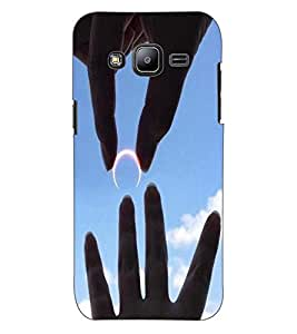 ColourCraft Creative Image Design Back Case Cover for SAMSUNG GALAXY J2 J200G