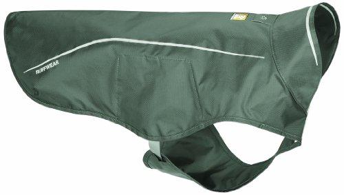 Ruffwear Sun Shower Rain Jacket for Pets, Small, Granite Gray