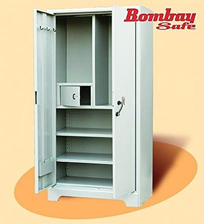 Bombay Safe Wonder Safe B Almirah  White. Bombay Safe Wonder Safe B Almirah  White   Amazon in  Home   Kitchen