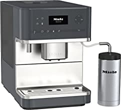 Miele 09949940 CM 6310 Stand-Kaffeevollautomat (OneTouch für Zwei-Funktion, beheizter Abstellfläche, Cappuccinatore)