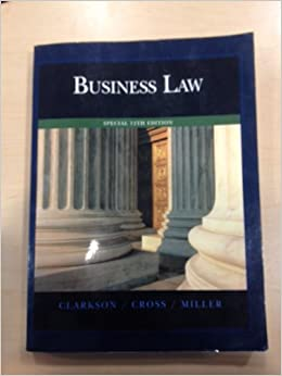 principles of business law book pdf